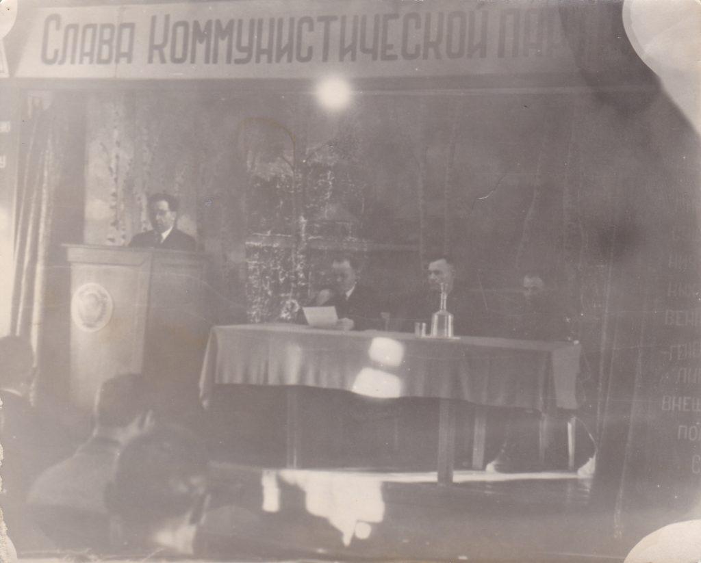 Старобельская ППЧ №51. 1967г.