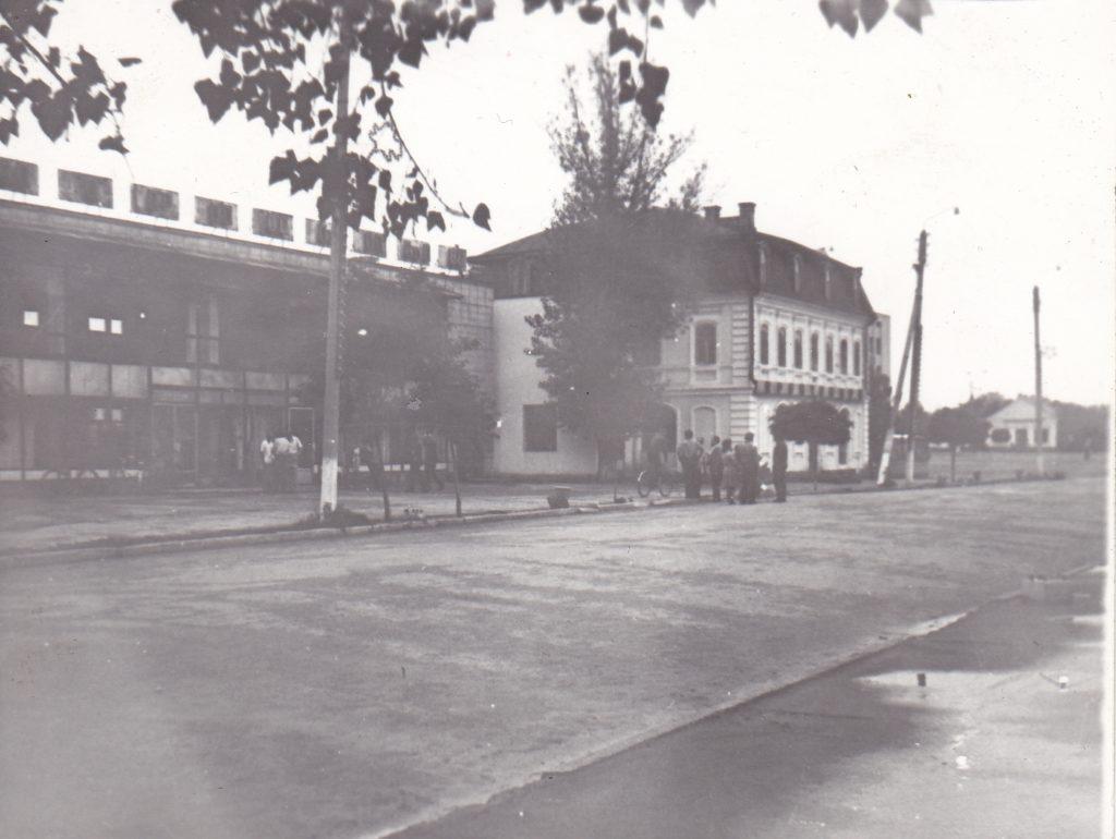 Старобельск. Центр города. 70-е.