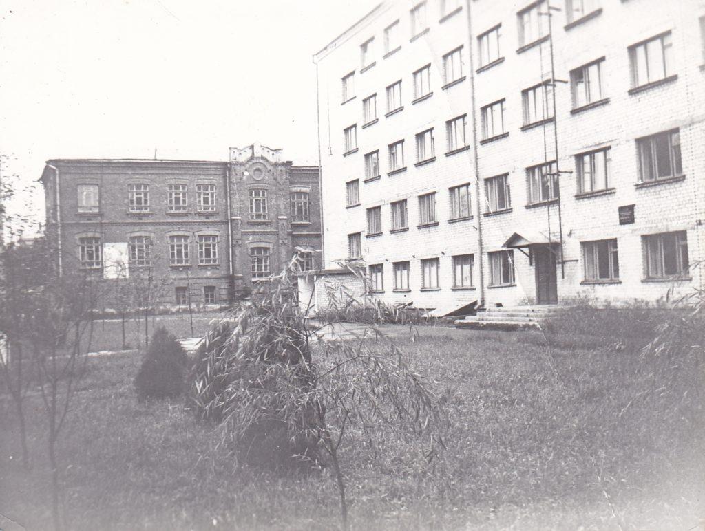 СТАРОБЕЛЬСКОЕ ПТУ-118, 70-е.