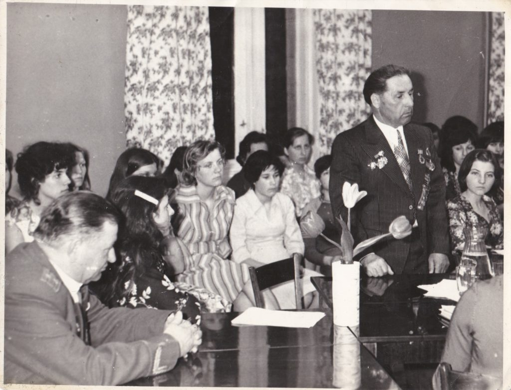 1979г. Старобельское медицинское училище.