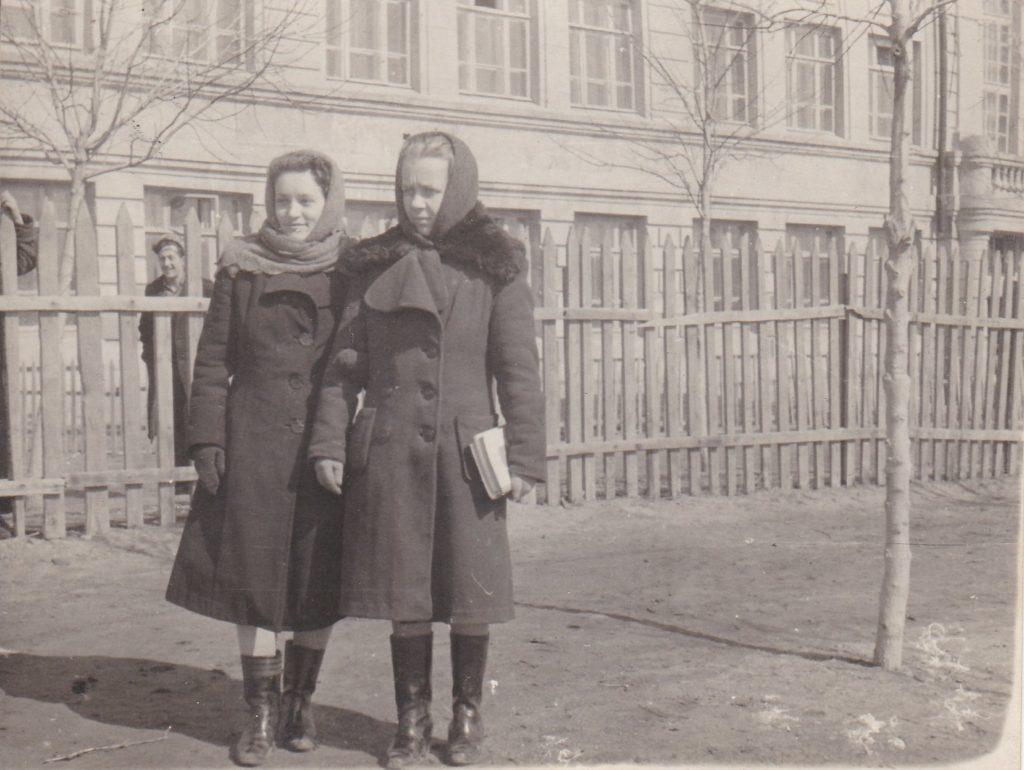 Старобельск, средняя школа №2, 60-е