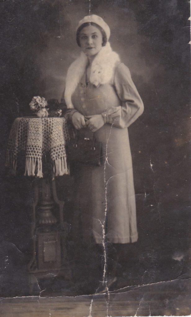 СТАРОБЕЛЬСК, ПОДПИСЬ НА ОБОРОТЕ 1940 ГОД
