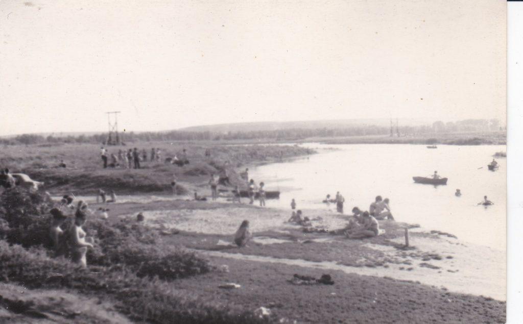 СТАРОБЕЛЬСК, РЕКА АЙДАР , 1967 год.