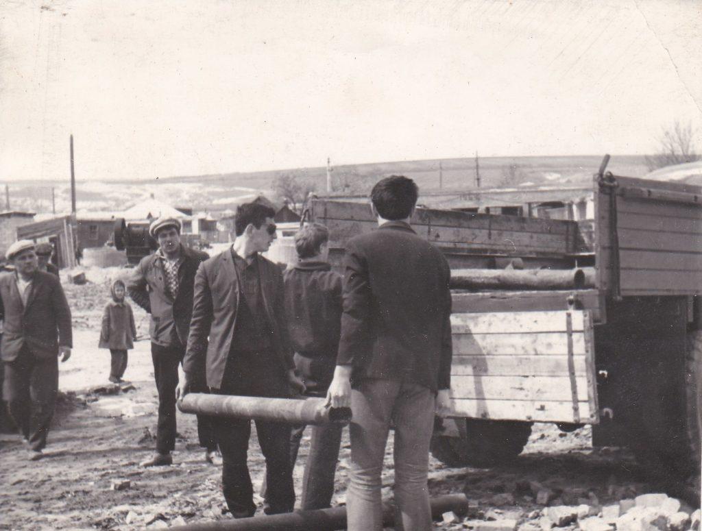 СТАРОБЕЛЬСК, АПРЕЛЬ 1967 года.