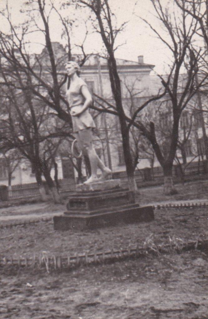 СТАРОБЕЛЬСК, ПАРК КиО,1966  год.