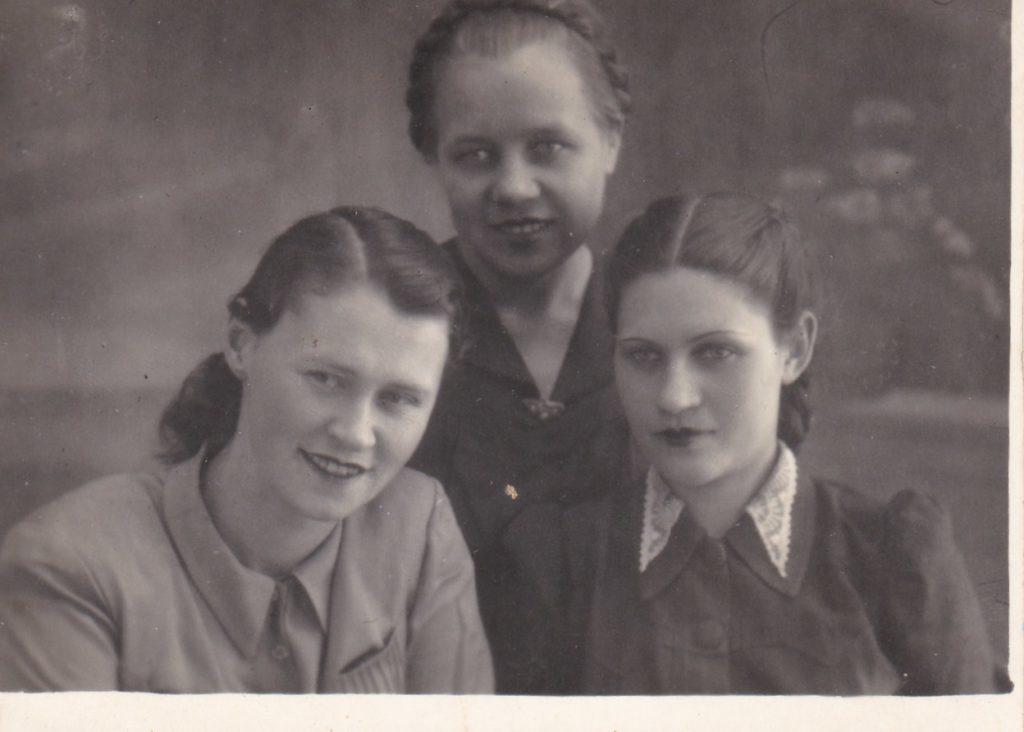СТАРОБЕЛЬСК,УЧИТЕЛЬСКИЙ ИНСТИТУТ,1947 ГОД