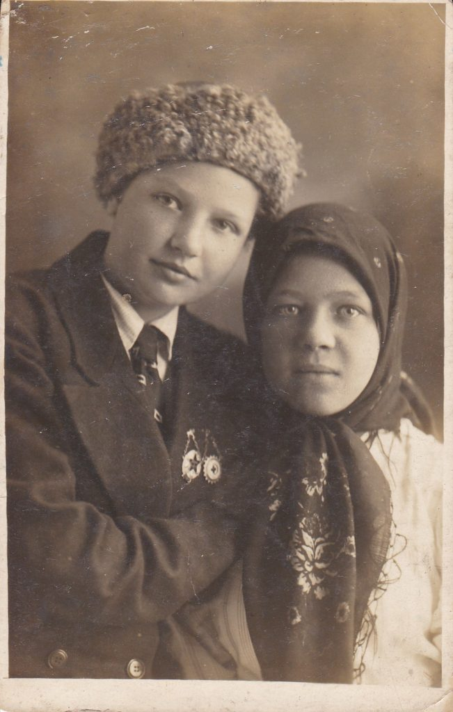 СТАРОБЕЛЬСК, ДОНЕЦКИЙ ТЕХНИКУМ СОВЕТСТКОЙ ТОРГОВЛИ.1940 ГОД