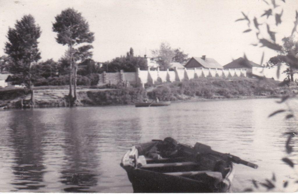 СТАРОБЕЛЬСК, ВОДОЛЕЧЕБНИЦА,1967 год