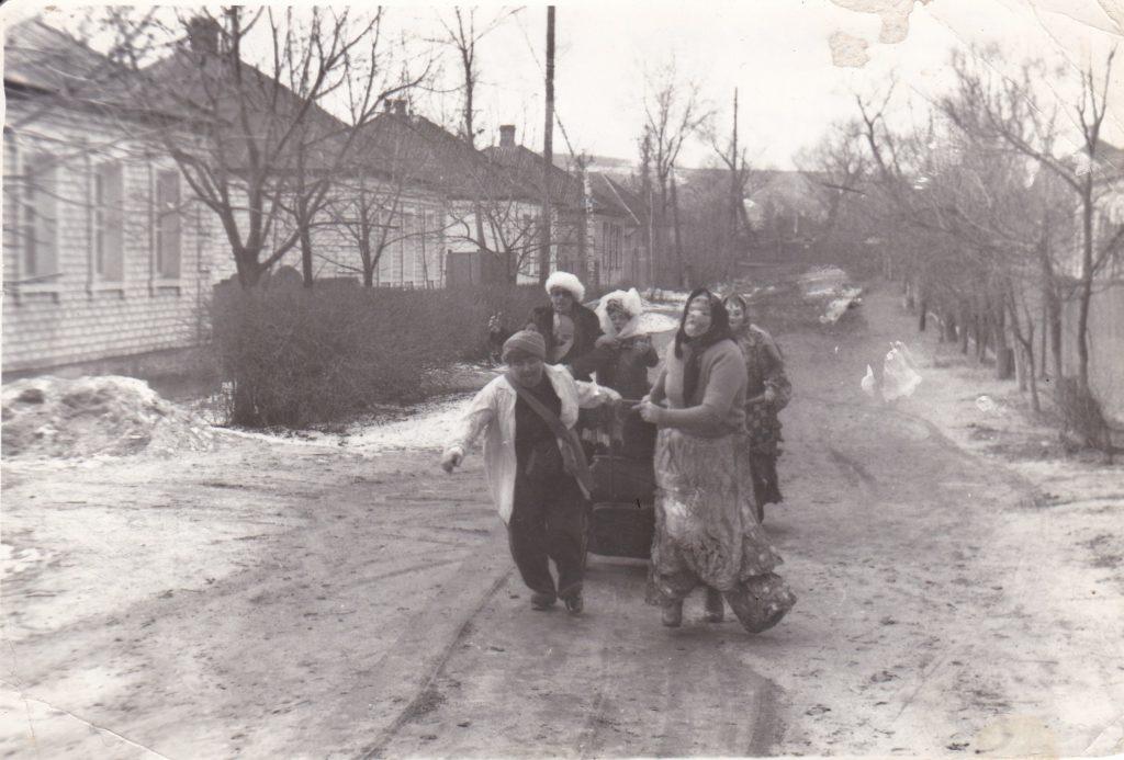 СТАРОБЕЛЬСК, УЛ. ПУШКИНА, 80-е