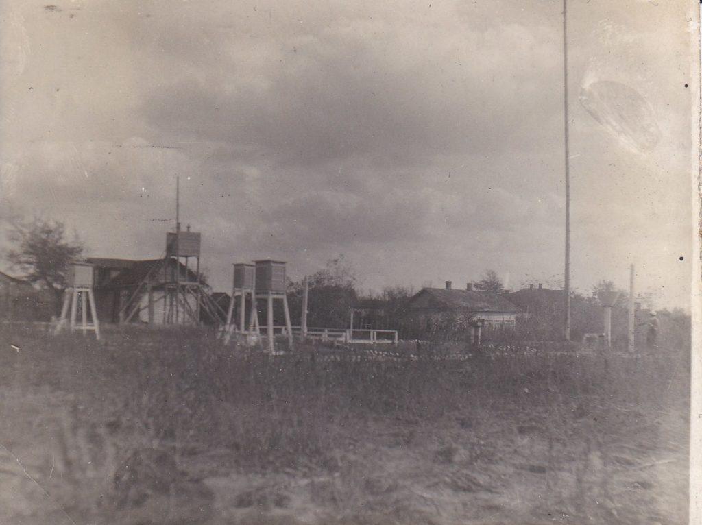 СТАРОБЕЛЬСКАЯ МЕТЕОСТАНЦИЯ, 1937 ГОД