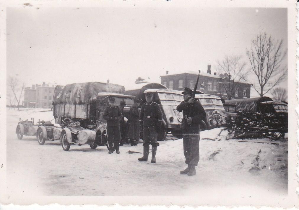 Старобельск оккупация