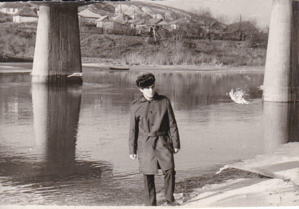 СТАРОБЕЛЬСК,ЯНВАРЬ 1971 ГОДА