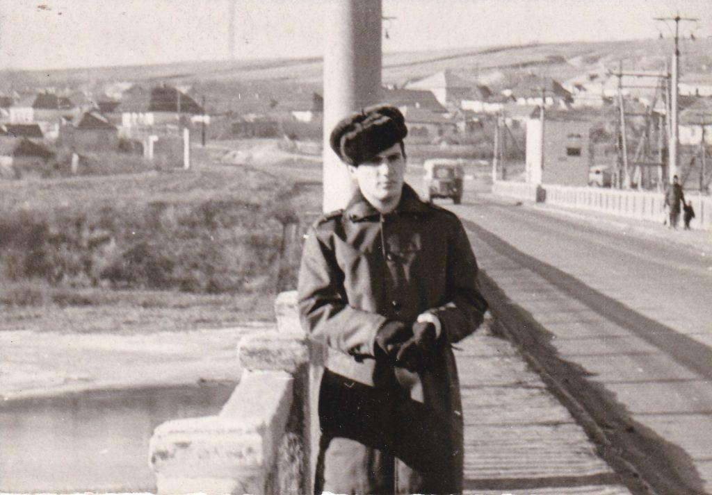 Старобельск, январь 1971 года