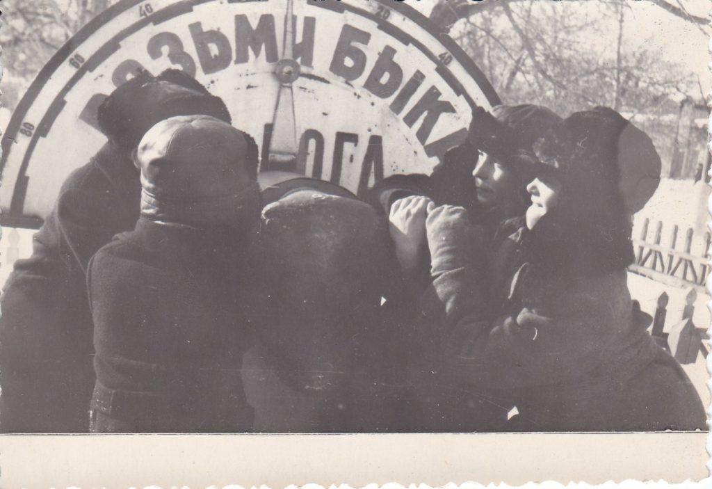 СТАРОБЕЛЬСК, ПАРК КиО, 60-е