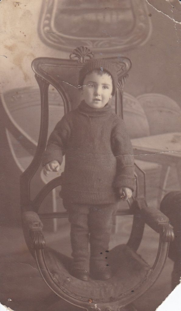 СТАРОБЕЛЬСК, АТЕЛЬЕ И. МИРОШНИЧЕНКО, ЗИМА 1927 ГОДА