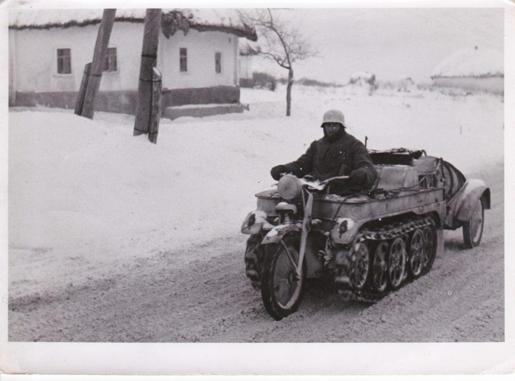 ОККУПАЦИЯ СТАРОБЕЛЬСКА, 24.01.1943, ФОТО 637 АГИТАЦИОННОЙ РОТЫ ВЕРМАХТА