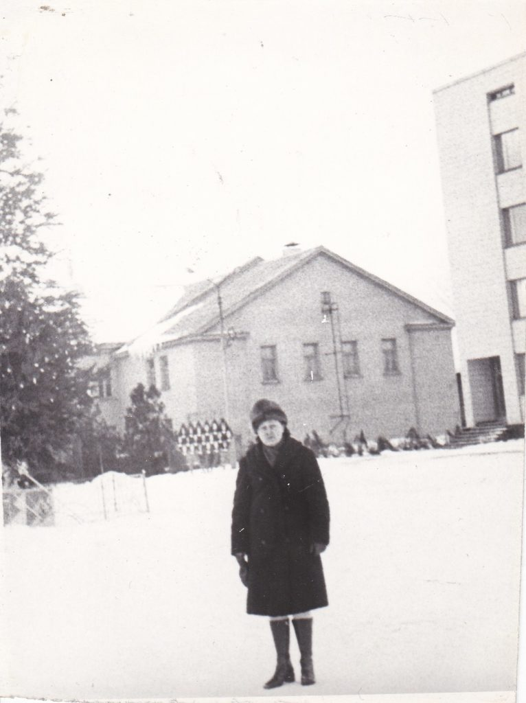 ЦЕНТРАЛЬНАЯ ПЛОЩАДЬ, 1976 год